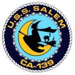 USS Salem Witch Logo